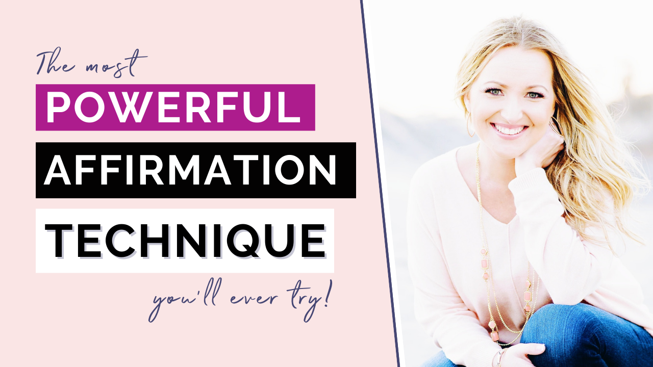 Braffirmations – How to Use Affirmations so they Actually Work